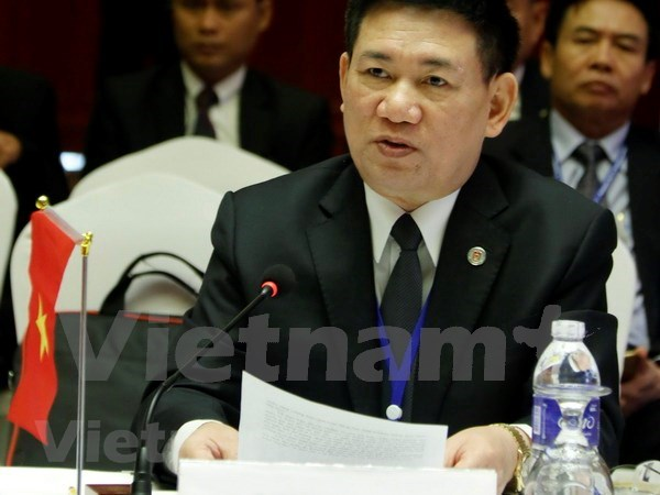 最高审计机关亚洲组织第14届大会:越南国家审计署提高能力和地位的平台 hinh anh 1
