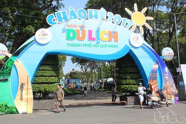 胡志明市旅游节将于4月中旬举行 hinh anh 1