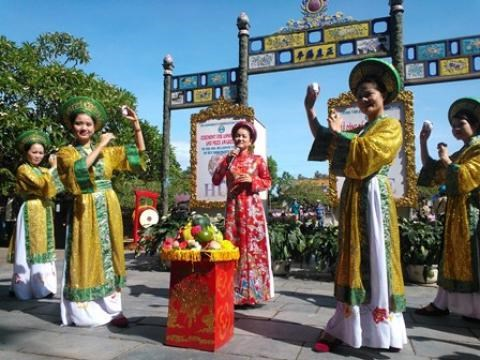 全国朝文曲演唱会将在顺化市举行 hinh anh 1