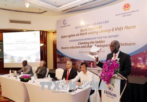 《越南减贫和共同繁荣的新进展》对外公布 hinh anh 2