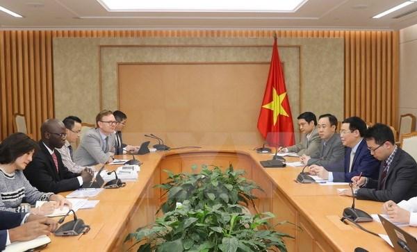 世界银行为越南社会保险改革献计献策 hinh anh 2