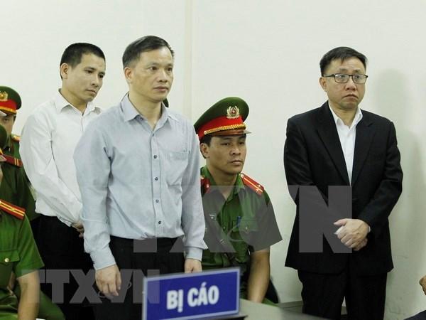 六名被告因试图煽动颠覆人民政府而获刑 量刑体现了法律的宽容 hinh anh 1