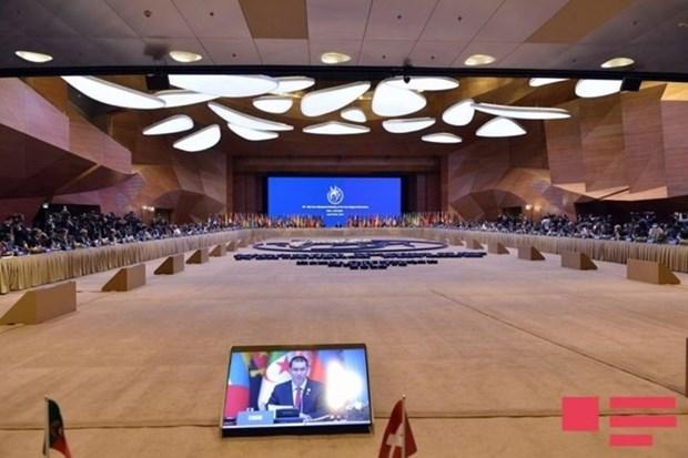 越南出席不结盟运动第十八次部长级会议 hinh anh 1