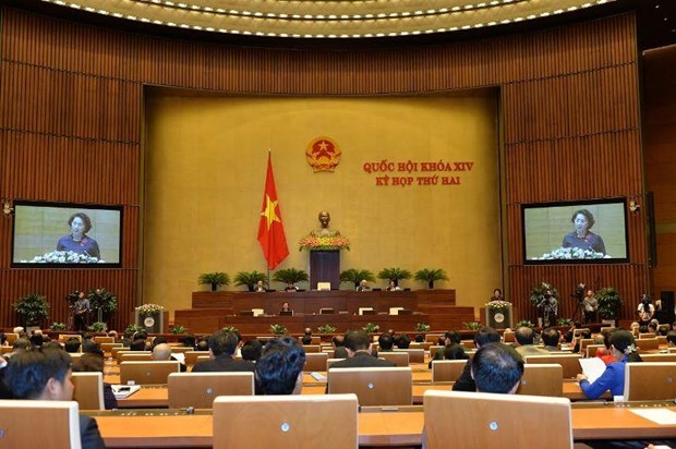 越南尊重并保障结社权 hinh anh 1