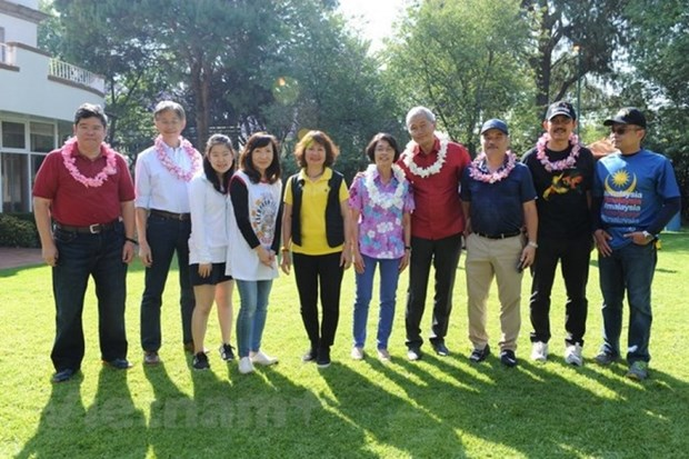 2018年东盟大家庭日在墨西哥举行 hinh anh 1