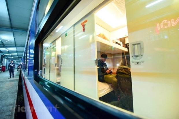 4•30和5•1假期:越南铁路运输公司加开班列数万列 hinh anh 1