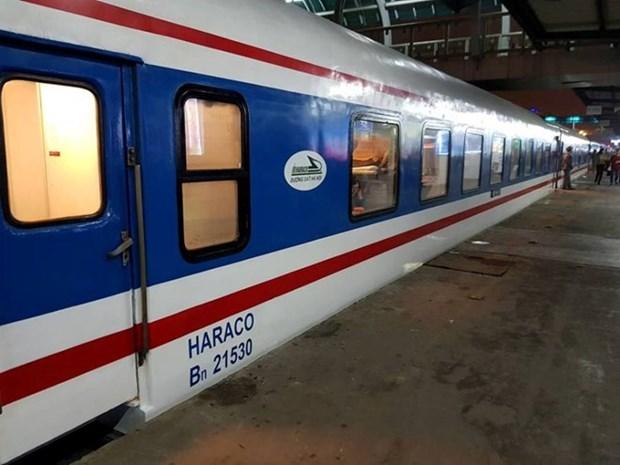 4•30和5•1假期:越南铁路运输公司加开班列数万列 hinh anh 2