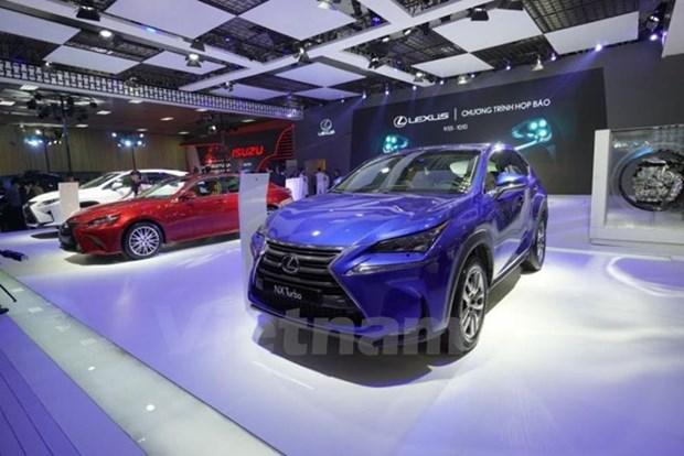 2018年3月份越南汽车销量环比增长70% hinh anh 1