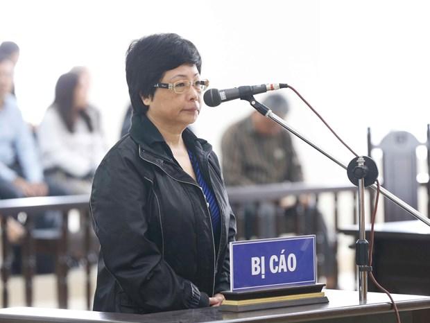 河内市人民法院对周氏秋娥一案进行复审 hinh anh 2