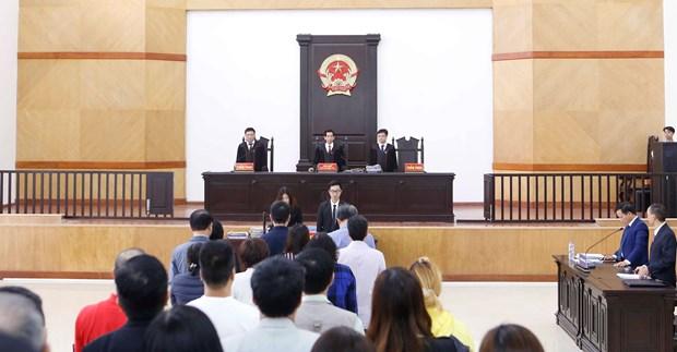 河内市人民法院对周氏秋娥一案进行复审 hinh anh 1