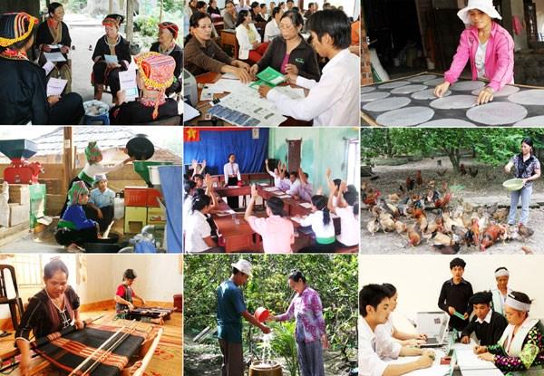 富安省努力实现国家可持续减贫目标计划 hinh anh 1