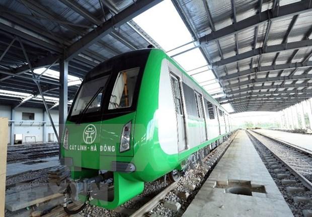 越南首条城铁票价比公车高30-37% hinh anh 1