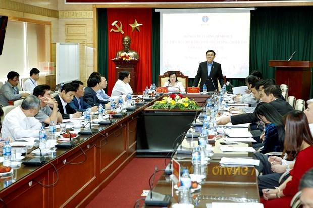 王廷惠副总理:扩大集中招标药品目录范围维护广大人民权益 hinh anh 1