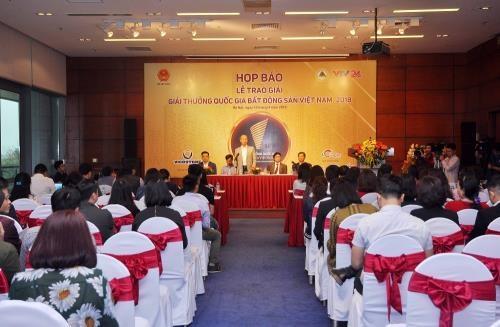 越南首次举行国家房地产奖颁奖仪式 hinh anh 1