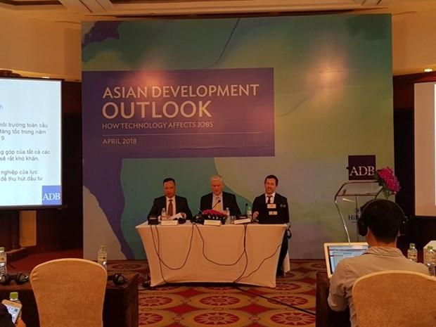 2018年越南GDP增长率将达7.1% hinh anh 1