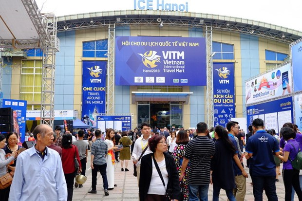 VITM Hanoi 2018有助于将旅游发展成为拳头产业 hinh anh 1