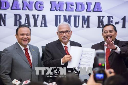 马来西亚将于5月9日举行大选 hinh anh 1