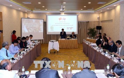 澳大利亚为越南农业发展提供援助 hinh anh 1