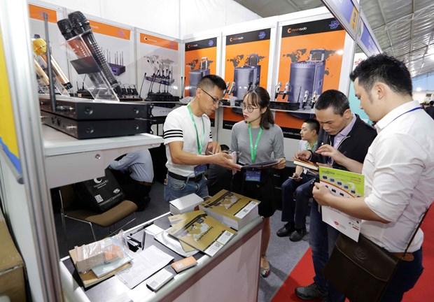 2018年越南国际贸易博览会的亮点 hinh anh 1