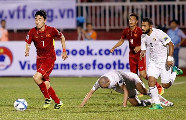 FIFA最新排名:越南队上升10位,接近世界100强 hinh anh 1