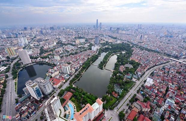 《2030年越南首都河内建设总体规划和2050年展望》进行局部调整 hinh anh 1