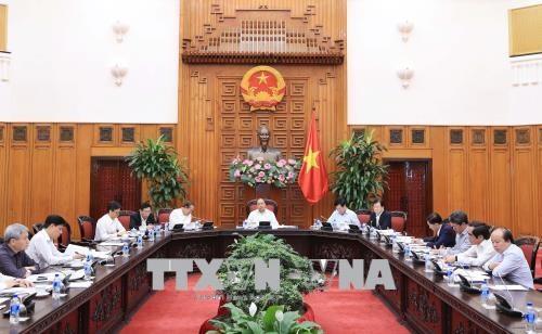 政府常务委员会就胡志明市市域铁路项目提出意见 hinh anh 1