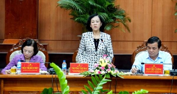 加强和革新党对新形势下群众工作的领导 hinh anh 1