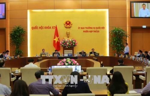 国会常委会第二十三次会议:厉行节约反对浪费 hinh anh 1