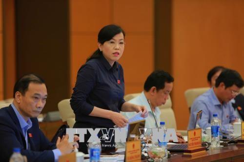 国会常委会第二十三次会议:厉行节约反对浪费 hinh anh 2