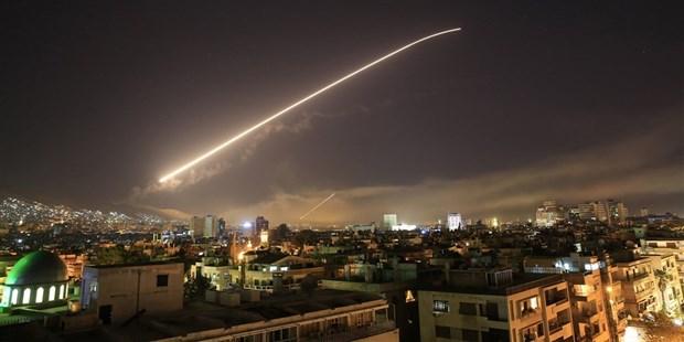 越南外交部领事局提请公民勿前往叙利亚 hinh anh 1