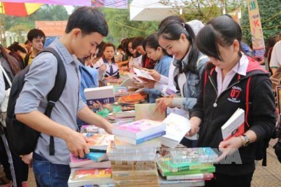 第5次越南图书日活动即将举行 hinh anh 1