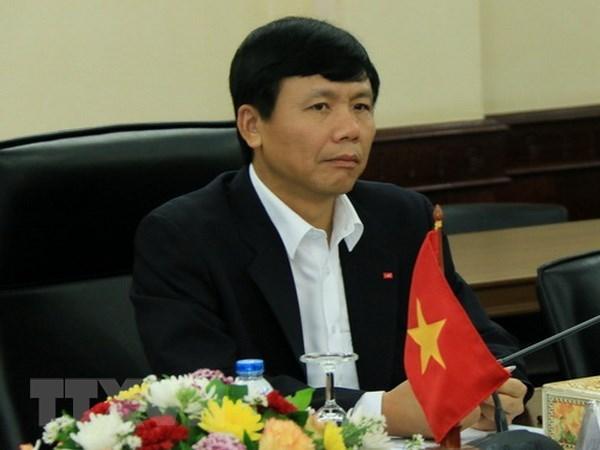 越南外交部副部长邓廷贵主持召开越南与巴基斯坦第二次政治磋商 hinh anh 1