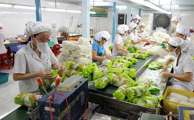 越南蔬菜水果出口保持乐观趋势 hinh anh 1