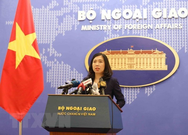 越南就叙利亚最新局势做出回应 hinh anh 1