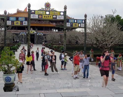 """""""2018年越南在线旅游行业发展趋势""""论坛在胡志明市举行 hinh anh 1"""