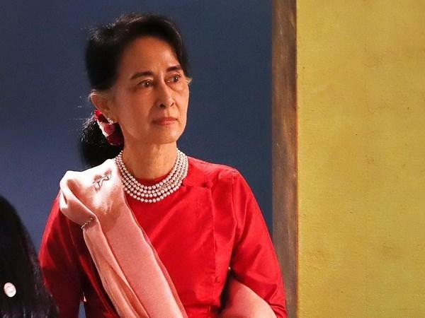 缅甸国家顾问兼外交部长昂山素季即将对越南进行正式访问 hinh anh 1