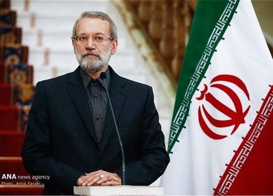 伊朗伊斯兰共和国议会议长阿里•拉里贾尼开始对越南进行正式访问 hinh anh 1