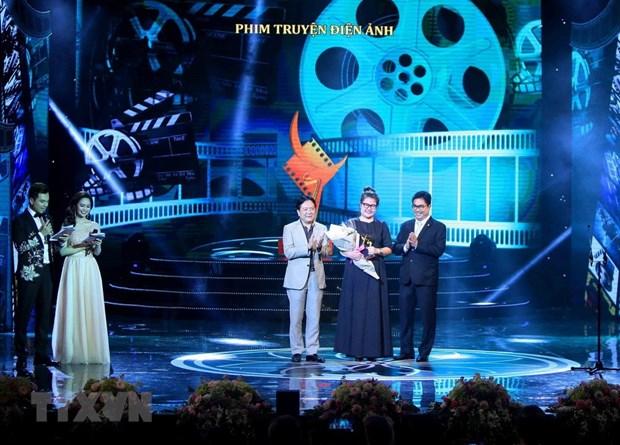 2017年越南电影风筝奖:电视连续剧《惦记何人》获大奖 hinh anh 1