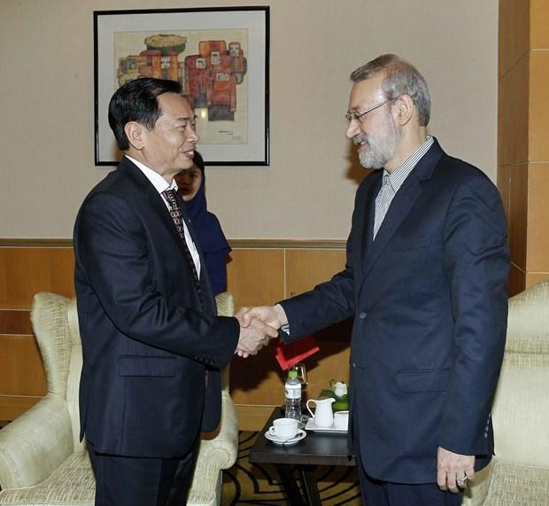 越南与伊朗促进友好合作关系 hinh anh 1