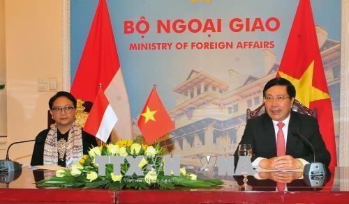 越印双边合作委员会第三次会议在河内举行 hinh anh 1
