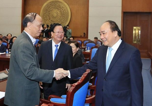 越南政府和祖国阵线配合加强民族大团结和社会共识 hinh anh 1