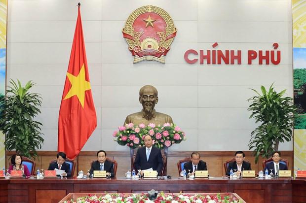 越南政府和祖国阵线配合加强民族大团结和社会共识 hinh anh 2