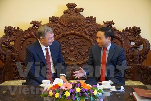 俄罗斯卡卢加州为越南企业创造最便利条件 hinh anh 1