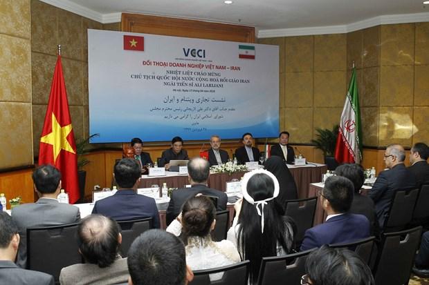 努力将越南伊朗双边贸易额提升至20亿美元 hinh anh 1