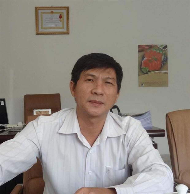 """越南水产加工与出口商协会主席:美国市场的""""大门""""仍然为越南查鱼敞开 hinh anh 1"""
