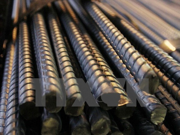 2018年越南钢材生产有望增长20-22% hinh anh 1