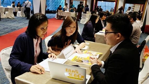 越南参加2018年中国国际进口博览会 hinh anh 1