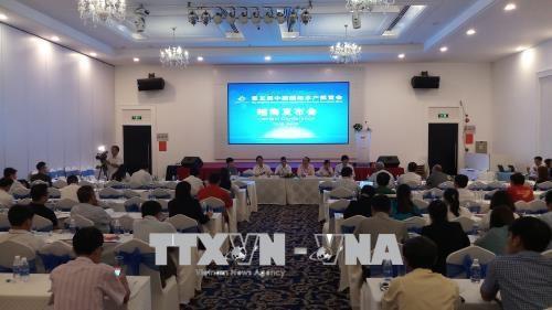 越南加大对中国市场的水产品出口力度 hinh anh 1