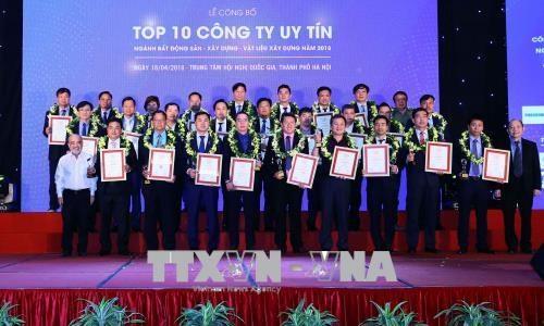 2018年越南企业500强排行榜出炉 hinh anh 1