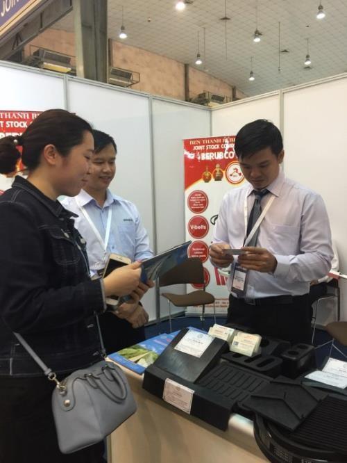 2018年第四届越南国际矿业展览会开幕 hinh anh 1